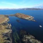 Etive Boat trips at Craigs Eilean Dubh, The Creag Islands near Oban