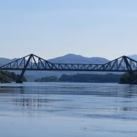 Connel Bridge by Etive Boat Trips