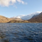 Glen Noe, from Loch Etive by Etive Boat Trips