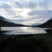 Head of Loch Etive