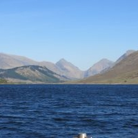 Loch Etive in summer by etive boat trips
