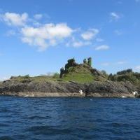 Castle Coeffin, Lismore by Etive Explorer