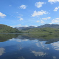 Loch Etive from the Etive Explorer