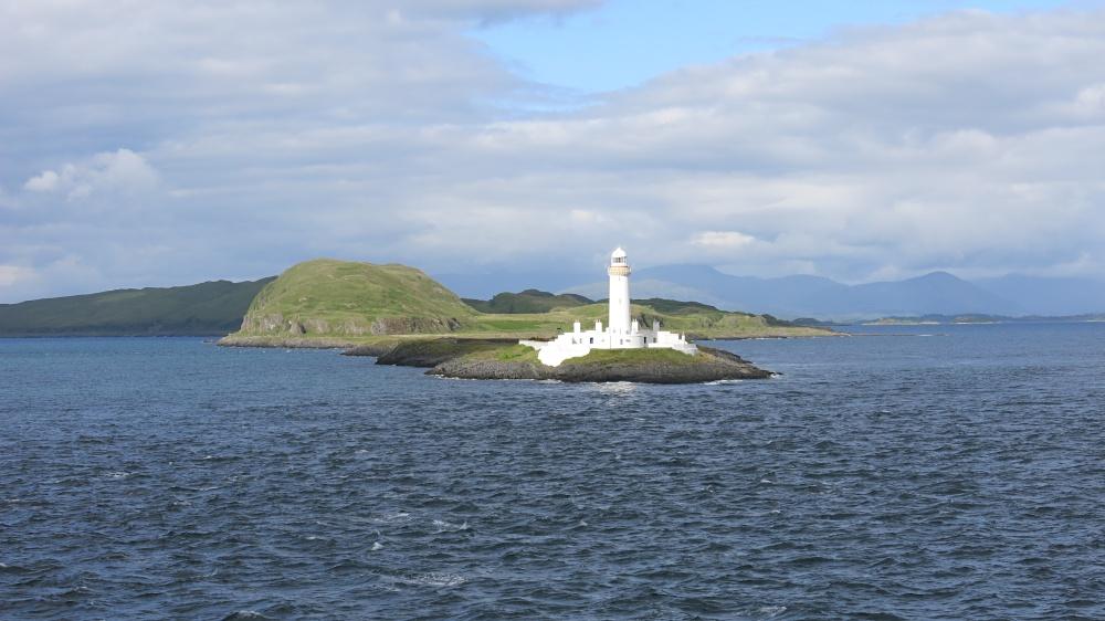 Lismore Lighthouse near Oban