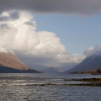 Loch Etive in February