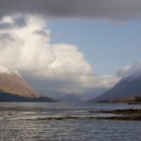 Loch Etive in February