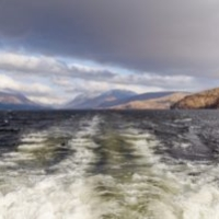 Loch Etive views from Etive Explorer