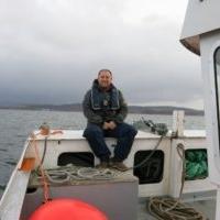 Relief Skipper Gary McCuish