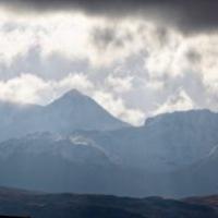 Taynuilt Peak Stob Dearg from Loch Etive