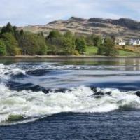 Falls of Lora, Argyll