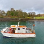 Etive Explorer at Dunollie Castle
