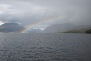 Loch Etive Rainbow