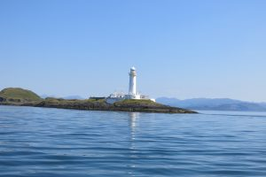 Lismore Lighthouse, by Etive Boat Trips
