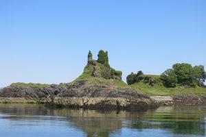 Castle Coeffin, Lismore