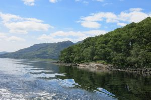 Barrs Point, Loch Etive