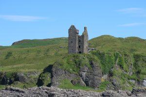 Gylen Castle, Kerrera, by Etive Boat Trips