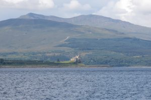 Duart Castle from Etive Explorer