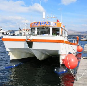 Etive Explorer ready for 2019 Season